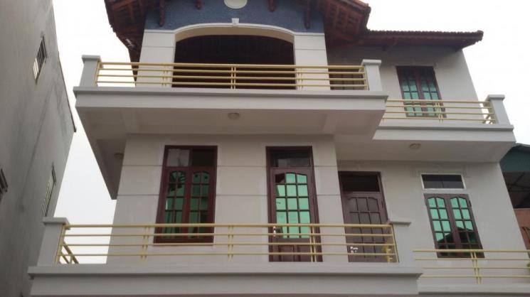 Cho thuê nhà 3 tầng đường Trần Thanh Mại cực đẹp 4PN nội thất cao cấp