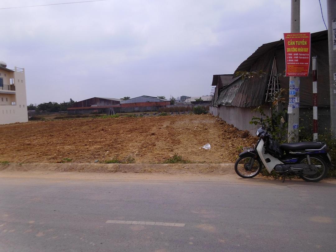 Bán đất trong kiệt đường Cù Chính Lan
