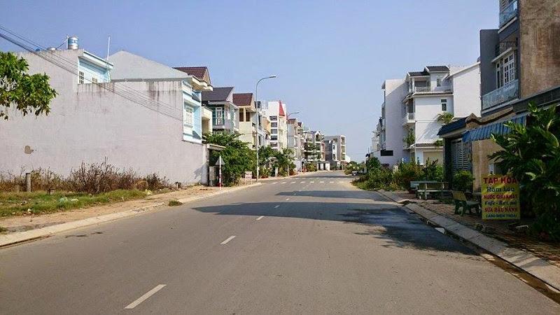 Bán đất mặt tiền đường Quang Trung, tp. Đà nẵng.
