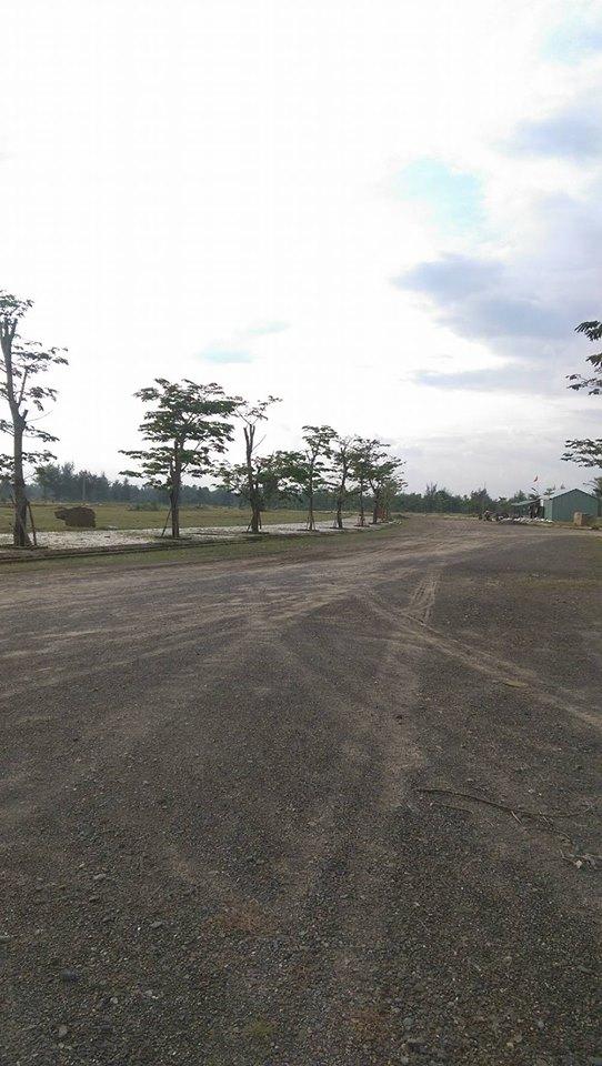 Bán đất mặt tiền đường Lý Tự Trọng Đà Nẵng