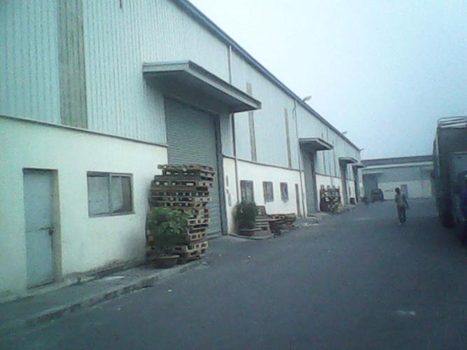 Cho thuê kho xưởng đường Nguyễn Tri Phương