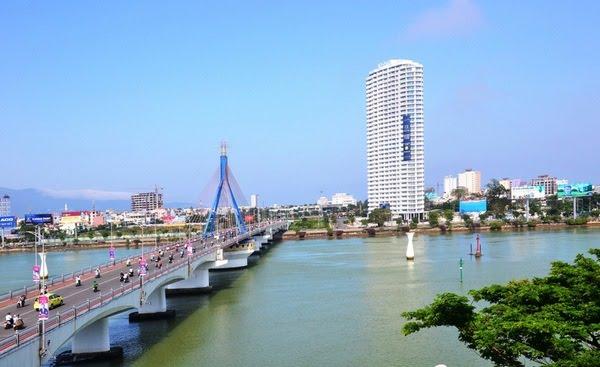 Bán lô đất MT đẹp gần cầu sông Hàn, trung tâm thành phố