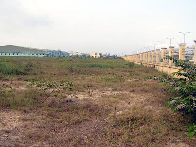 Cần bán đất 2 mặt tiền đường Thúc Tề