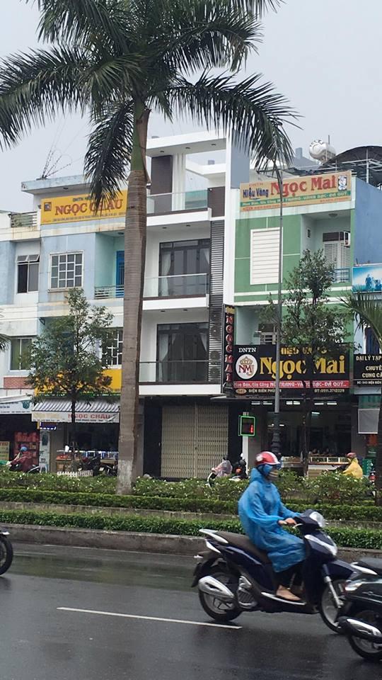 Bán nhà mặt tiền Điện Biên Phủ khu kinh doanh