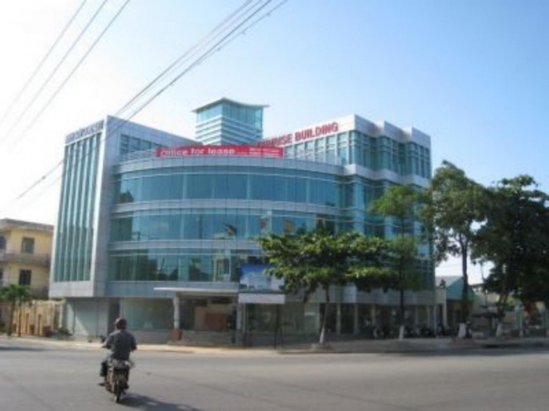 Văn phòng cho thuê đường 2-9, DT: 436m2, giá: 7$/m2