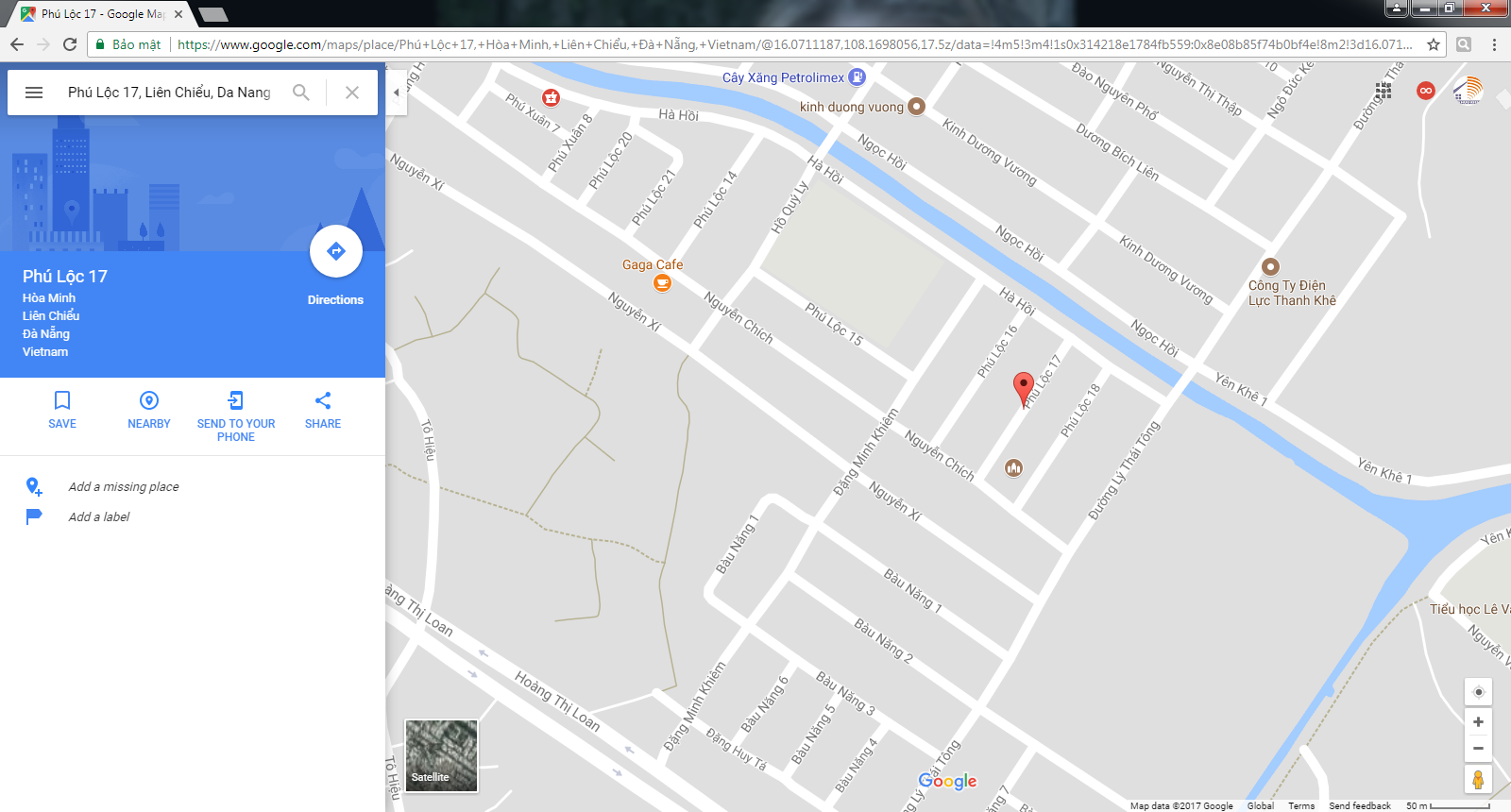 Bán Lô đất Phú Lộc 17 ngay gần ngã ba Nguyễn Chích