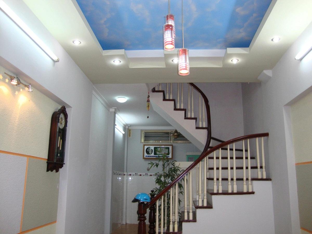 Bán nhà 4 tầng MT Phan Chu Trinh, giá 8 tỷ