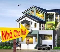 Cho thuê nhà mặt tiền đường Hàm Nghi