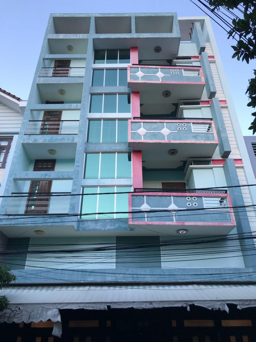 Cần bán tòa nhà đường Nguyễn Quang Bích Đà Nẵng