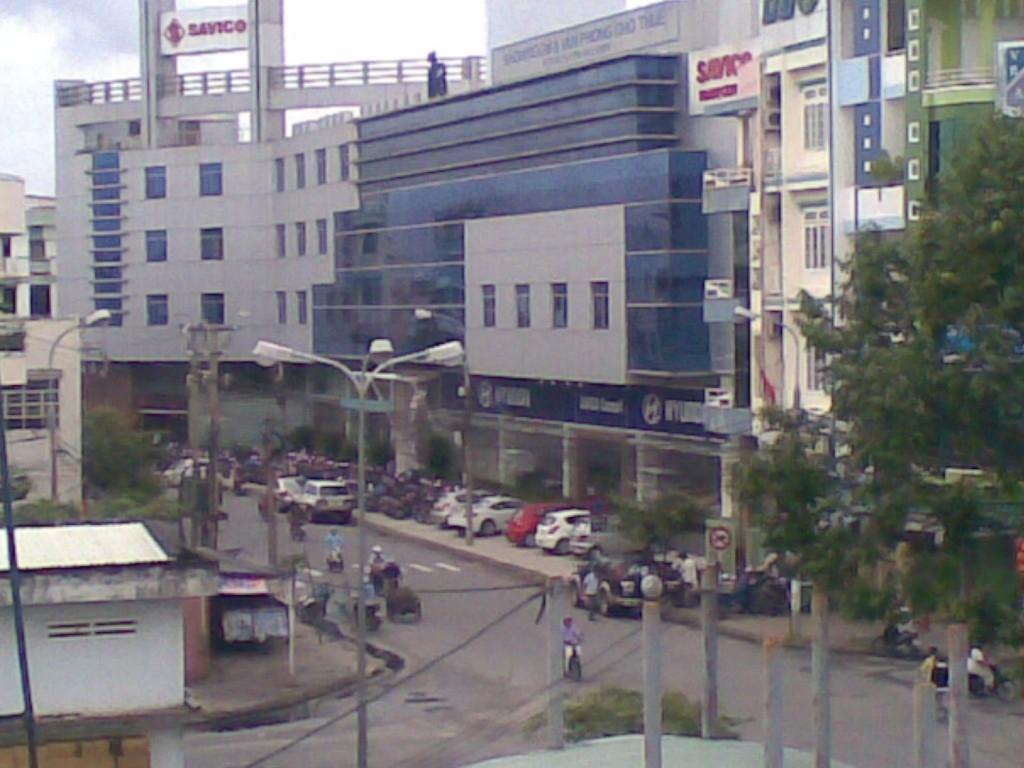 Cho thuê tòa nhà văn phòng Savico Đà Nẵng